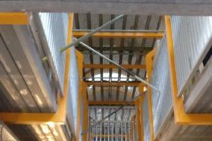 Plans de coffrages et ferraillages - Prison de Namur, BE