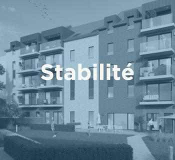 Plans de coffrages - Immeuble résidentiel, Namur