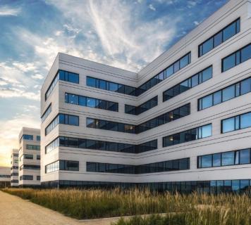 Plan as built, Technique spécial - Centre Hospitalier CHC MontLégia Liège